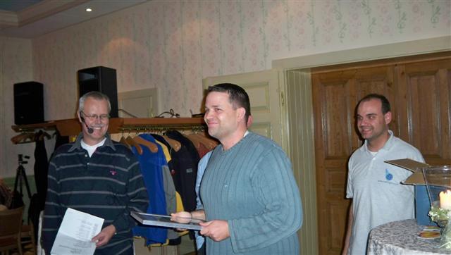 Thomas Molitor recebo o prémio na categoria FS Tools com o FS Map