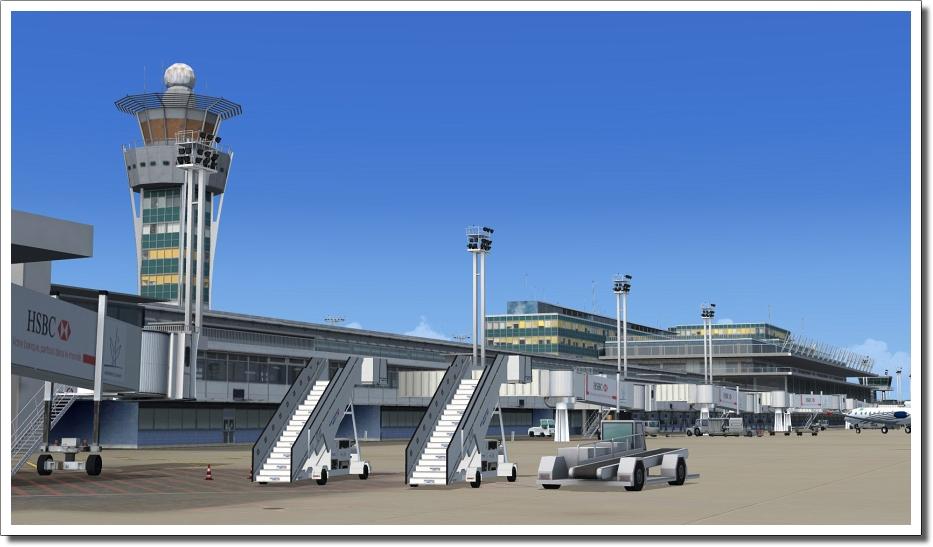 Aeroporto Orly Paris : Algumas imagens de paris orly da aerosoft
