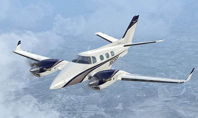 Beechcraft Duke Turboprop do Beechcraft B60 Duke