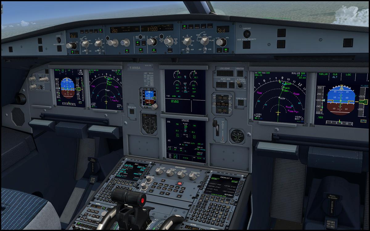 Aerosoft Cockpit realism  - Aircraft General - AEROSOFT COMMUNITY