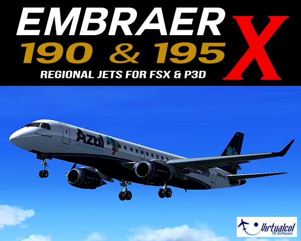 embraer 190-195