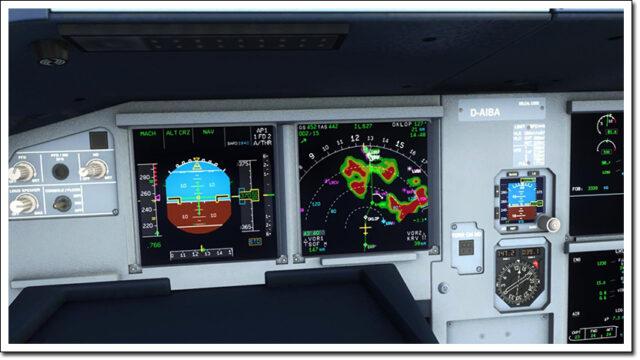 Aerosoft-Airbus-A318-A319-A320-A321-Wx-Radar