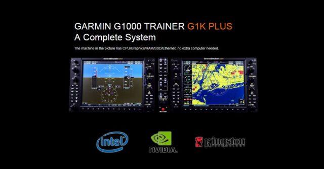 GeneralSimulator-Garmin-G1000-Trainer-G1K