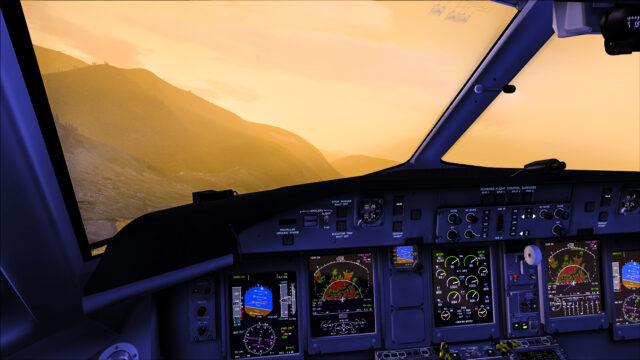 Majestic Dash 8 Q400